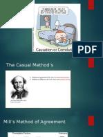 Riset Statistik - Casual Studies