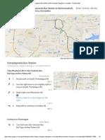 Kempegowda Bus Station to Bommanahalli, Bengaluru, Karnataka - Google Maps