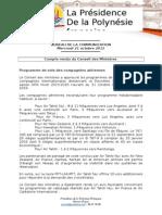 Compte rendu du Conseil des Ministres du Mercredi 21 octobre  2015.docx