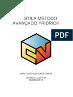 Cubo Magico Avancado Apostila Metodo Fridrich