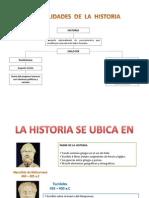 DEFINICIÓN DE HISTORIA Y DISCIPLINAS AUXILIARES