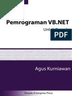 Seri Belajar Mandiri – Pemrograman VB.net Untuk Pemula