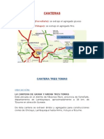 Canteras - Chiclayo - Lambayeque