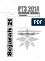 Kertas 2014-PT3-Sejarah Tingkatan