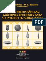 Armas Prehispánicas Sudamericanas - G. J Martínez