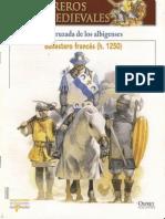 002 Guerreros Medievales La Cruzada de Los Albigenses Osprey Del Prado 2007