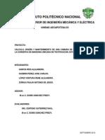 Diseño y cálculo de un sistema de refrigeración en Teotihuacan Estado de México