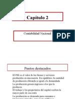 Capitulo 2 - Macroeconomia
