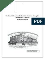 The Randwick Asylum