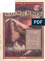 Watchtower Founded by Freemason