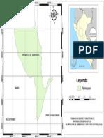 Mapa de Tambopata-Influencia