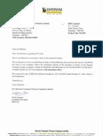 Updates on Clarification regarding FII Limit [Company Update]