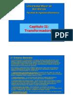 Capitulo 2 - Transformadores