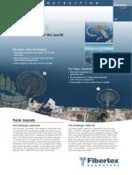 Fibertex Geotextiles Palm Island GB