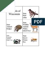 Symbols of Wisconsin