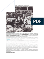 Primer Gobierno de Fernando Belaunde