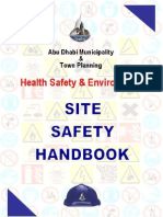 Abu Dhabi Site Safety Handbook 1st Draft