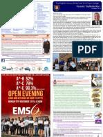 Parent's Bulletin - October 2015