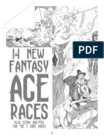 14 New Age Races for Fantasy AGE