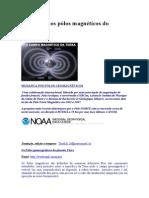 Mudança Nos Pólos Magnéticos Do Planeta