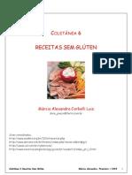 Livro de Receitas Sem Glutem Vol 06