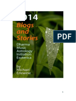 2014 Blogs and Stories