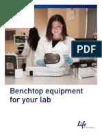 Life Technologies Benchtop Brochure
