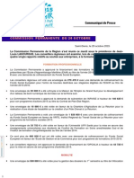 Communiqué de Presse-Cperma 20 10 15(1)