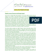 Medical and Laboratory Gas Pipeline Design Part 1