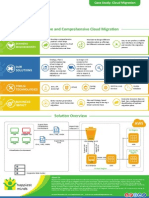 Cost Effective and Comprehensive Cloud Migration