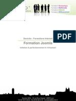 Programme Formation Joomla