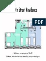 SVA 10th Street Floor Plan
