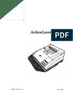 Epson Action Laser 1600 Service