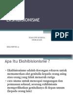 EKSHIBISIONISME