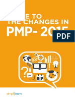 Guide to the Changes in PMP 2015