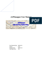 MAnual cGPSmapper