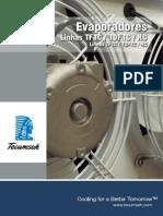 Evaporador - Catálogo