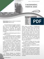 ReflexoesBiblicas-OincomparavelpoderdeJesus-Estudo32