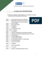 Informe Junta Distrito Latina