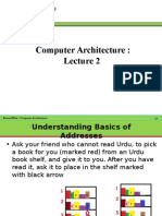 Computer Architectures