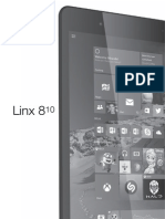 Linx810 Guide