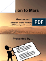 Mission to Mars PPT