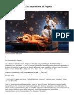 Monteverdi Opera L'Incoronazione di Poppea