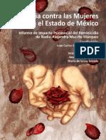 Violencia Contra Las Mujeres en El Estado de Mexico