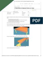 TQS - Vigas - Divisor de Inércia à Torção e Capacidade de Adaptação Plástica Em Vigas