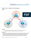 Ccnpv7 Route Lab7-2 Bgp as Path Student