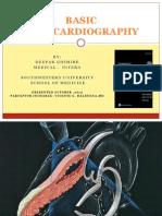 Echocardiography Deepak