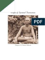 Excerpt Origin of Spiritual Instruction