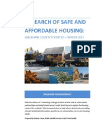 housing in shelburne county report  - 2015