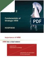 HRM Basics